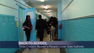 Charters Closed by CPS Back to School Under State Control