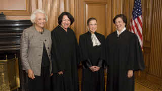'Sisters in Law' Profiles Justices Day O'Connor, Ginsberg