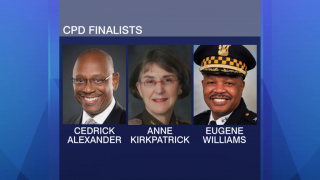 Chicago Police Board Approves 3 Finalists for Superintent