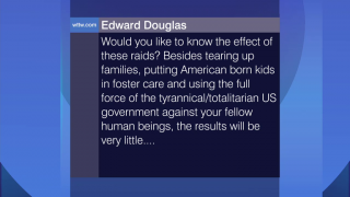 Viewer Feedback: 'No Human Being Is Illegal'