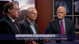 The Role of Newspaper Endorsements in Elections