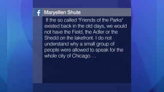 Viewer Feedback: 'The People's Lakefront is Not for Sale'