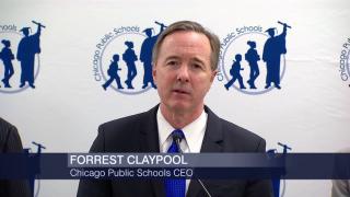 Chicago Public Schools Announces More Cuts