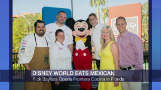 Chef Rick Bayless Talks Mexican Wine, New Restaurant