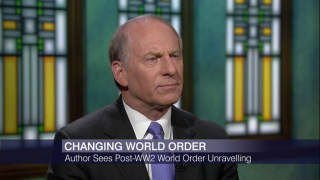 Author Sees Post-WWII World Order Unravelling