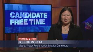Candidate Free Time: Josina Morita