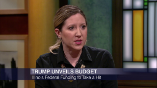 What Does Trump's Budget Proposal Mean for Illinois?
