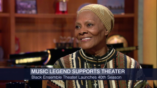 Singer Dionne Warwick Looks at Celebrated 50-Year Career