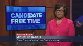 Candidate Free Time: Michelle Harris