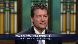 Local FBI Chief Talks Terror Challenges