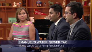 Taking the Temperature on Mayor's Water, Sewer Tax Proposal