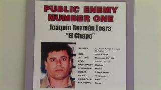 "February 24, 2014 - Capture of Joaquín ""el Chapo"" Guzmán"
