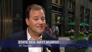State Sen. Matt Murphy Explains Resignation