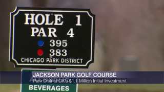 Tiger Woods-Designed Golf Course in Jackson Park a Go