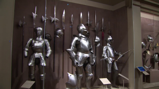 Art Institute Expands Display of Arms, Armor, Medieval Art