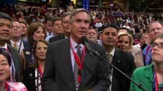 Illinois Delegates Cast Nominating Votes for Trump
