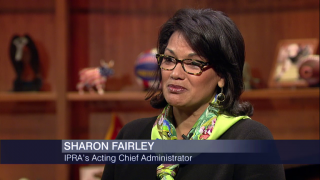 IPRA Chief Sharon Fairley Outlines Reforms to Agency
