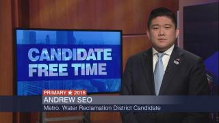 Candidate Free Time: Andrew Seo