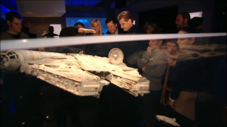 """April 10, 2014 - Chicago in Running for """"Star Wars"""" Museum"""