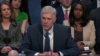 US Supreme Court Nominee Neil Gorsuch Grilled on Day 2