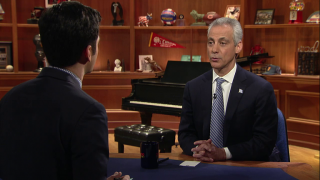 Mayor Emanuel on Springfield Gridlock, CPS, Police Reform