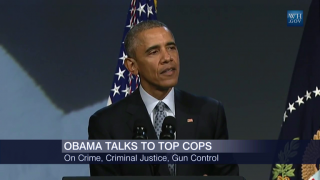 In Chicago, President Obama Talks Criminal Justice and Racia