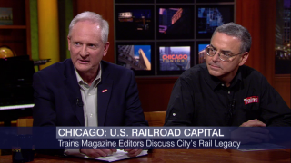 Chicago Highlighted as the US Railroad Capital by Trains Mag