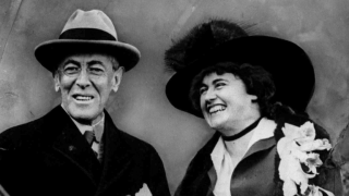 Author Makes Case for Edith Wilson as 'Madame President'