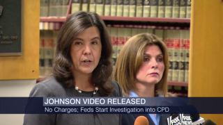Ronald Johnson Video Released; No Charges Against Officer