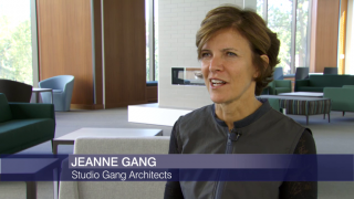 Jeanne Gang Builds on Tradition at U of C Campus