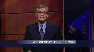 April 13, 2016 - Full Show