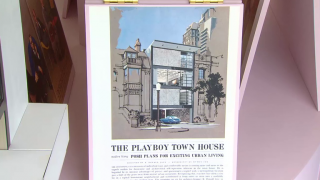 How Playboy Magazine Created Taste for Architecture, Design