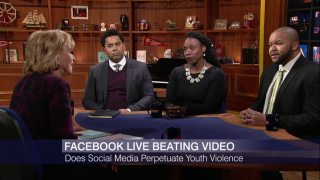 Does Social Media Perpetuate Youth Violence?