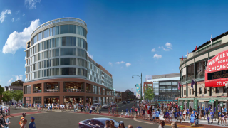What's in Store for Wrigley Field Hotel, Plaza