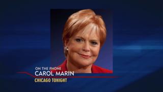 August 13, 2014 - Springfield News with Carol Marin