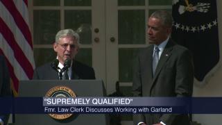 Former Clerk to Merrick Garland Speaks About Nominee