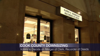 Voters to Decide on Downsizing Cook County Government