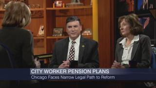What's Next For Chicago Pension Reform?