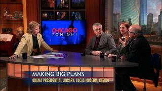 April 21, 2014 - Sites for Presidential Library & More