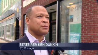 Rogue Representative Dunkin Fights for Political Life