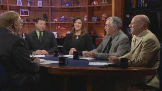 The Week in Review: Sen. Mark Kirk Dumps Donald Trump