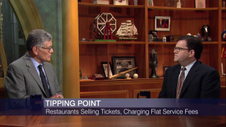 Cashless Solutions, Service Charges: New Trends in Tipping