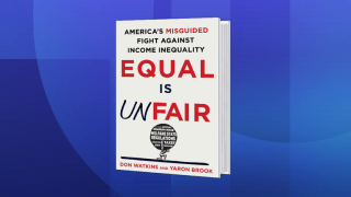 New Book Argues 'Equal is Unfair'