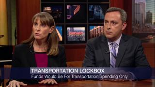 Debating the Transportation Fund Lockbox Amendment
