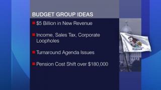 Grand Budget Bargain Progress in Springfield