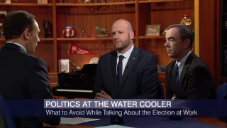 Talking Politics at Work: What to Avoid at the Water Cooler
