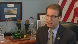 Web Extra: Chicago Tonight Interviews Rep. Peter Roskam