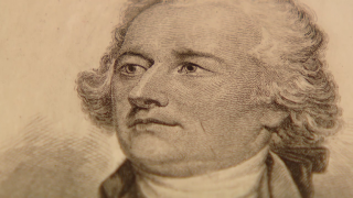 Library's Artifacts Offer Behind-the-Scenes Look at Hamilton