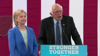 Bernie Sanders: Hillary Clinton 'Best Candidate' for Preside