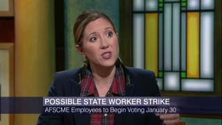 What's Behind State Workers' Potential Strike?